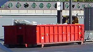 Dumpsters removal & rentals
